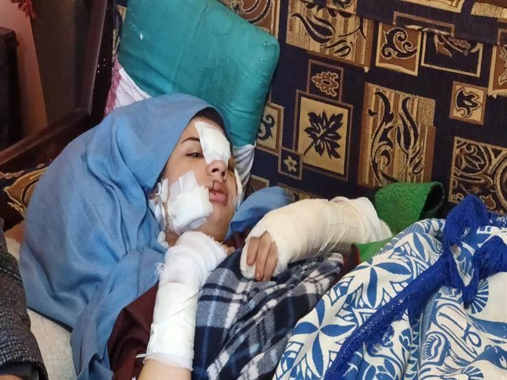 ضحية العنف الاسري اسراء عماد